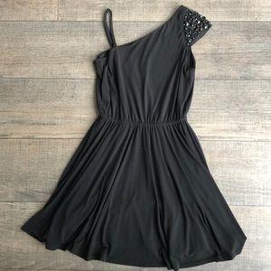 Jessica Simpson One shoulder mini dress